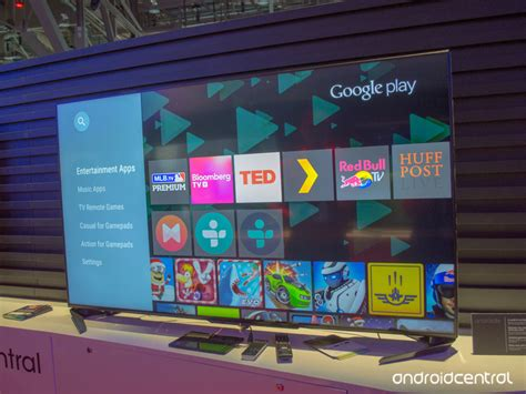Tv Sharp Aquos Android ces 2015 day 1 roundup android central