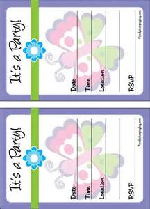 free printable butterfly party invites madie s birthday