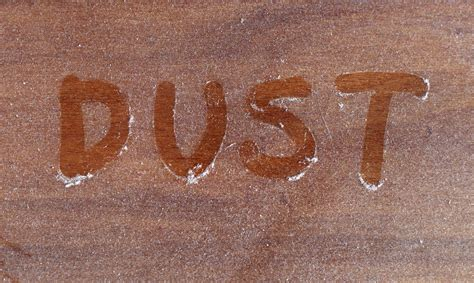at your house 7 strategies to keep dust under control in your house