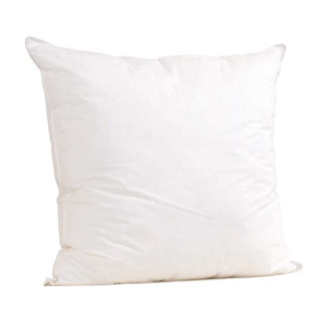 howard elliott pillow 26 x 26 white insert 196 000