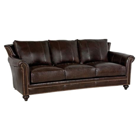 Classic Leather Sofa Classic Leather 4803 Leather Sofa Sofa Discount Furniture At Hickory Park Furniture Galleries