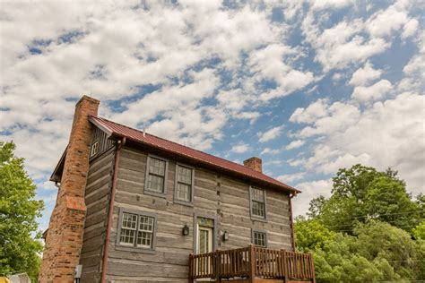 Log Cabin Overnight Stay Stay Overnight In A Restored Log Cabin At This Northern