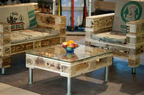 muebles de madera de palets muebles hechos con palets de madera cincuenta ideas