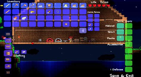 terraria how to make a bed terraria how to make a saw mill youtube