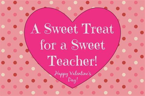 Printable Valentine Tags For Teachers | east coast mommy last minute teacher valentines with