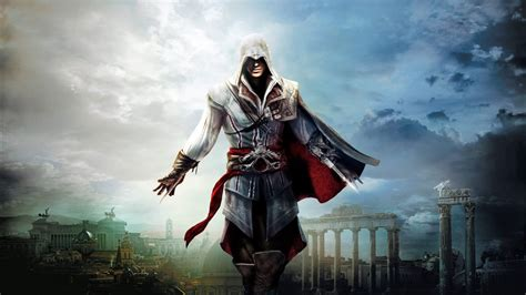 wallpaper ezio assassins creed  ezio collection ps