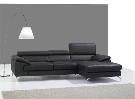 italian black leather sofa remarkable black or italian leather sectional sofa