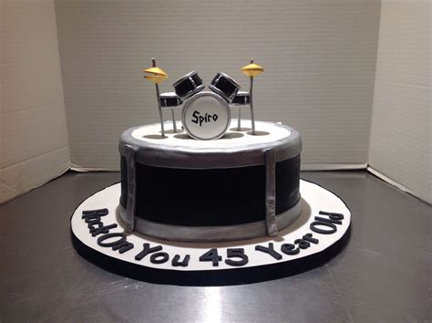cake drummer drummer cake cakes drummers cake and