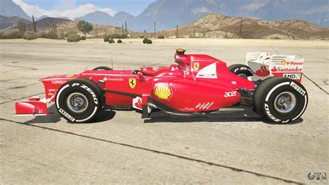 Ferrari F1 by Ferrari F1 For Gta 5