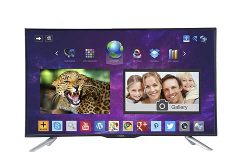 Tv Android 40 Inch by Onida Leo40fsain Leo40fain 40 Inch 101 Cm Hd Smart