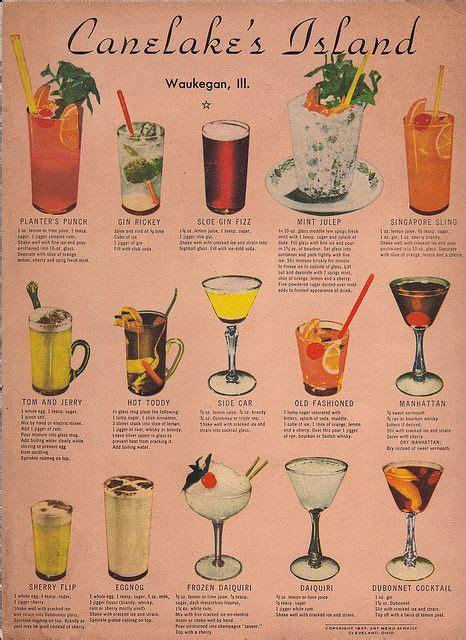 vintage cocktail poster vintage cocktail poster brasil eu te amo