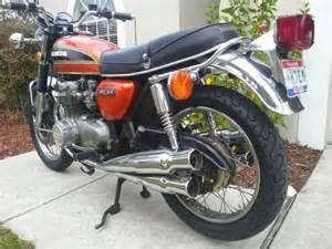 Honda 550 Four 1975 Honda Cb550 Four