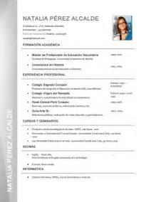 Plantillas De Curriculum Vitae Mi Primer Empleo Elaboraci 243 N Curriculum De M 233 Dicos O Enfermeras Plantillas De Cv Para Hospitales Cvexpres