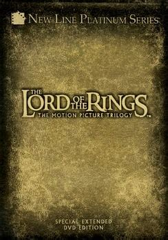 the lord of the rings trilogy extended edition on blu ray the lord of the rings the motion picture trilogy special