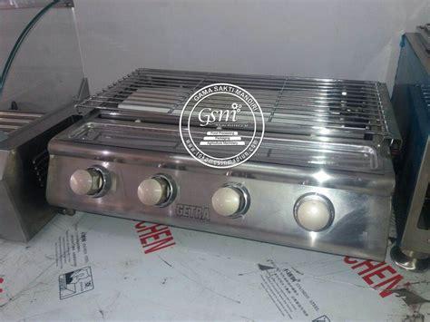Alat Panggang Jagung Bakar mesin pemanggang tanpa asap bs214 toko alat mesin usaha
