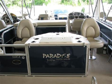 pontoon boats for sale ta bay paradise marine archives boats yachts for sale