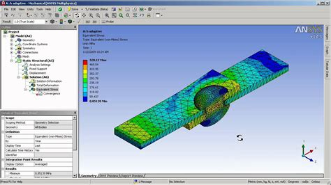 ansys work bench ansys workbench quick tip 1 youtube