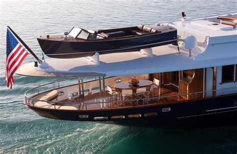boats company burger boat company builds quality us burger superyachts