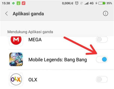 akun ganda mobile legend cara pasang 2 mobile legends di hp android khusus
