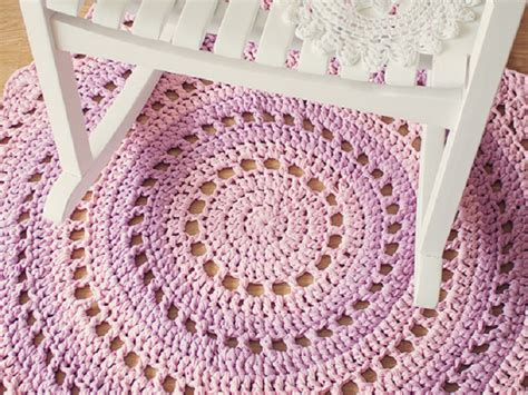 crochet rug patterns 15 crochet doily patterns guide patterns