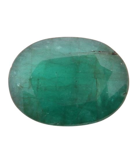 Emerald Gemstone Of May 2 by Vardan Gems 5 3ct Oval Green Emerald Birthstone