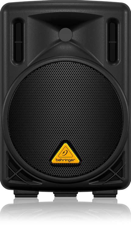 Speaker Fabulous 8 Inch behringer b208d 8 quot pa powered speaker 200w dj city