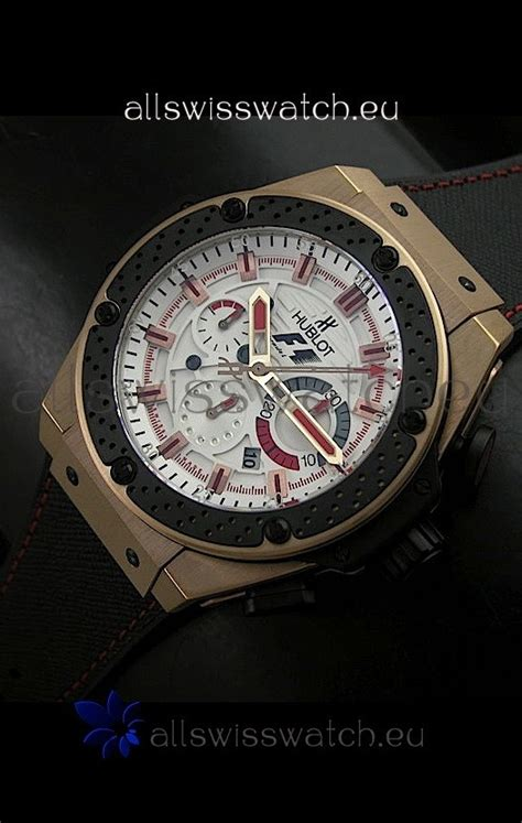 Hublot Big King Power Swiss hublot big king power f1 swiss in gold for