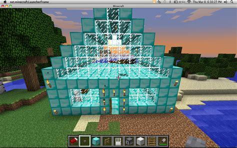 diamond house diamond house minecraft project