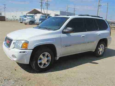 how it works cars 2004 gmc envoy seat position control buy used 2004 gmc envoy slt 4x4 leather moonroof heated seats exc cond no reserve auction in