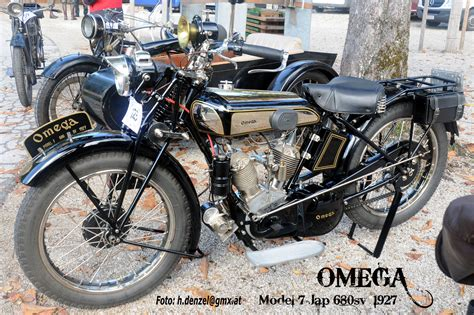 Oldtimer Motorrad Sterreich by Omega Model 7 Jap 680sv 1927 Antique V Twin Motorcycles