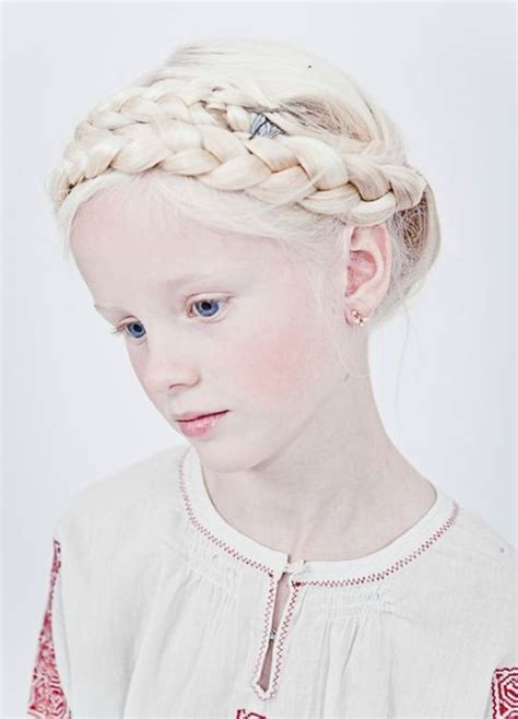 albino haircuts 200 best beautiful albino people images on pinterest