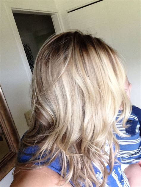 ash brown highlights and lowlights pretty ash blonde brown lowlights color hair beauty full