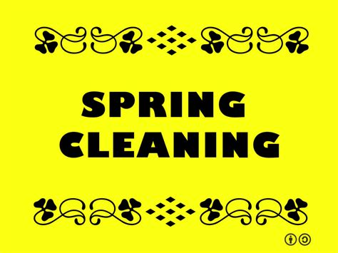 when is spring cleaning 7 spring cleaning tips you must follow