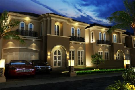 classic modern house design architectural home design by wildan martin category private houses type exterior