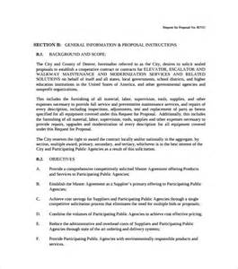 request proposal template 7 free documents in pdf word