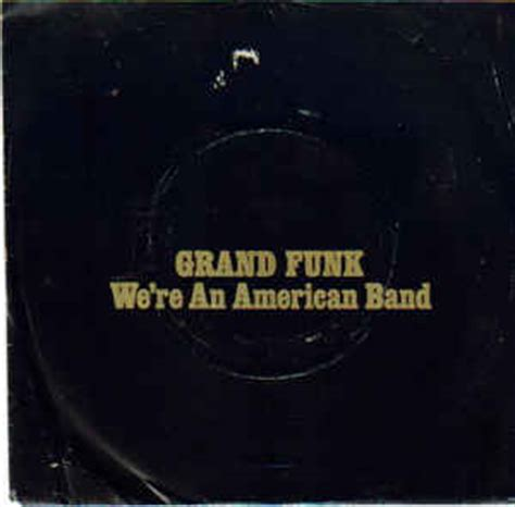 Grand Funk We Re American Band 1973 Capitol Records Gatefold Vinyl 2 grand funk we re an american band at discogs