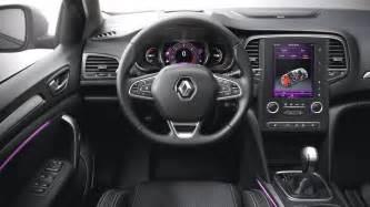 Renault Sport Megane Medidas Renault M 233 Gane Sport Tourer 2016 Maletero E Interior