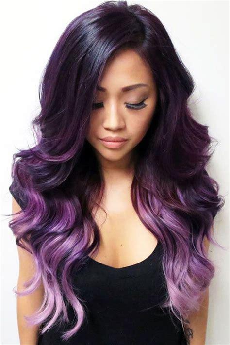 ombre hair color ideas best ombre hair 41 vibrant ombre hair color ideas