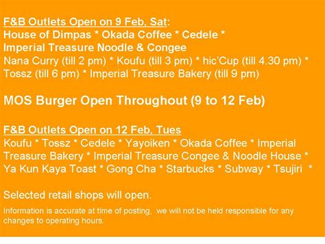 new year ntuc opening hours fairprice new year opening hours 28 images ntuc