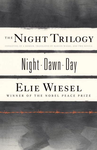 libro night by elie wiesel the night trilogy night dawn day by elie wiesel paperback barnes noble 174