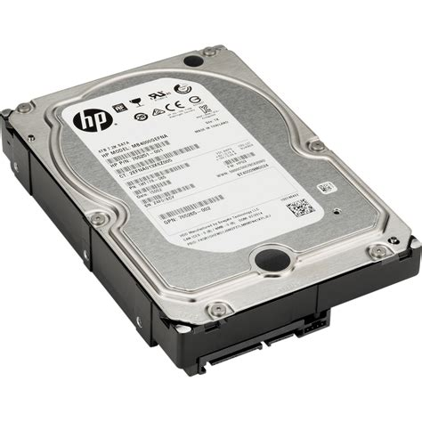 Harddisk Sata Hp 4tb 7200 Rpm Sata Drive K4t76aa B H Photo