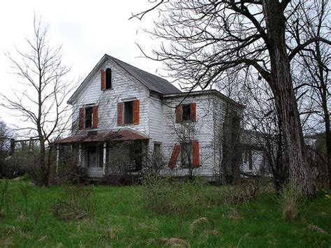 House Serial Abandoned New York The Tale Of An Abandoned Farmhouse And