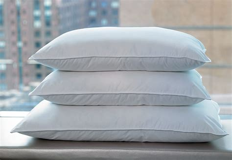 storing pillows down alternative pillow w hotels the store
