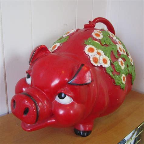 Sale Vintage Piggy Bank Collectors Item