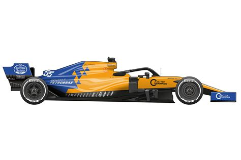 2019 Mclaren F1 by Mclaren F1 Team 2019 Formula 1 2019 Season Preview