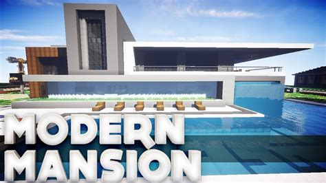 how to build a house minecraft how to build a modern house tutorial 2017