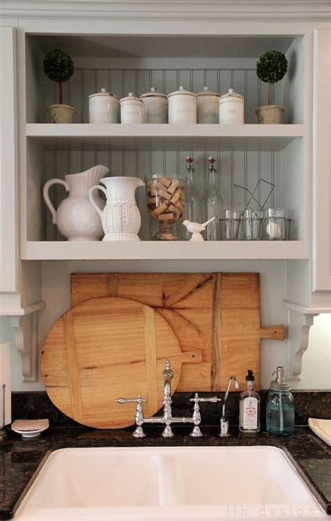 Shelf Above Kitchen Sink Llh Designs Kitchen Vignette Remind Me To Put An Shelf Above The Sink Add Attractive
