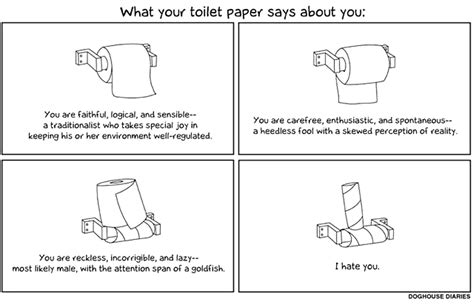 Toilet Paper Meme - image 611373 the great toilet paper debate know your meme
