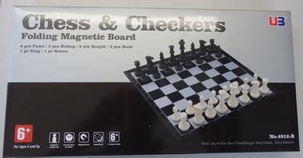 Kertas Pvc Id Card Sun 058 White australian chess enterprises magnetic chess and checkers