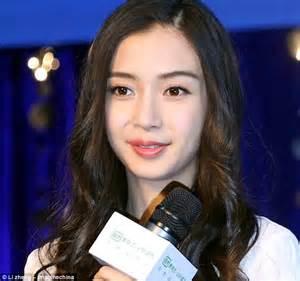 hong kong actress baby angelababy forced to undergo facial examination to prove
